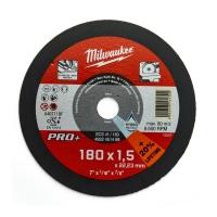 Отрезной диск по металлу Milwaukee SCS 41 / 180 x 1.5 x 22 мм (25шт)