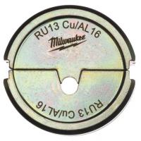 Матрица Milwaukee RU13 Cu/Al16 (1шт)