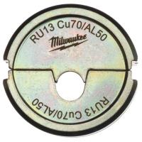 Матрица Milwaukee RU13 Cu70/AL50 (1шт)