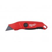 Нож многофункциональный с фиксированным лезвием Milwaukee