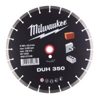Алмазный диск Milwaukee DUH 350мм