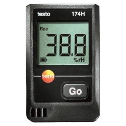 Комплект Testo 174H мини-логгер данных температуры и влажности