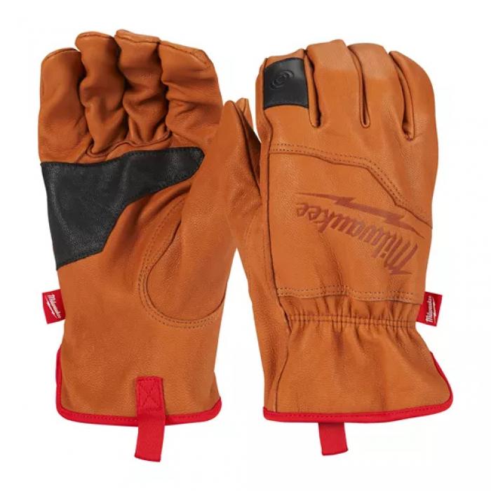 Перчатки кожаные Milwaukee M/8