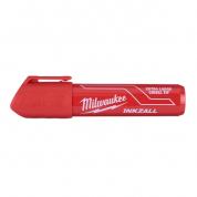 Маркер для стройплощадки Milwaukee INKZALL супер-большой XL красный (1шт)