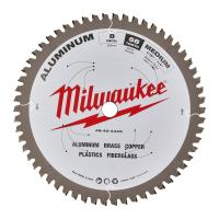 Диск для циркулярных пил по металлу Milwaukee CSB P Alu 203x5/8x2.4x58z (1шт)