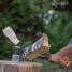 Топор-колун Fiskars M, X17 + Точилка Xsharp™ в подарок!