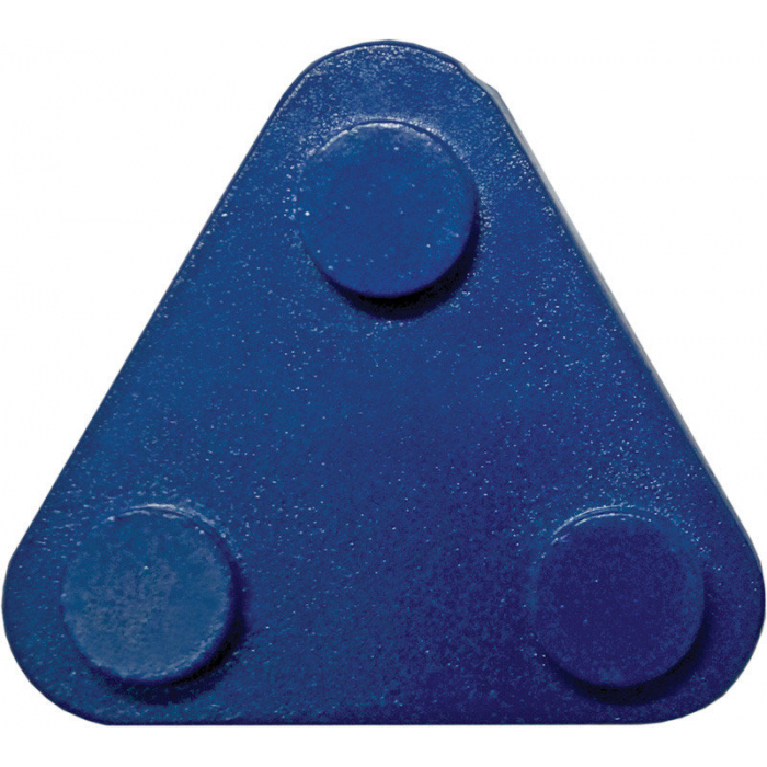 Треугольник шлифовальный Сплитстоун (СО - D20 х 6+2 х 3 бетон 0 (500/400)#30) АРТ-71991