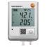 WiFi-логгер данных с дисплеем и подключаемым внешним зондом температуры/влажности Testo Saveris 2-H2