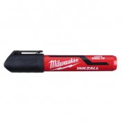 Маркер для стройплощадки Milwaukee INKZALL большой черный (1шт)