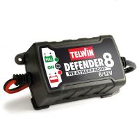 Зарядное устройство автомобильное с электронным управлением Telwin Defender 8