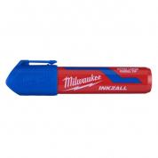 Маркер для стройплощадки Milwaukee INKZALL супер-большой XL синий (1шт)