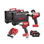 Набор инструментов Milwaukee M18 FPP2G-502X Set Power Pack IN2