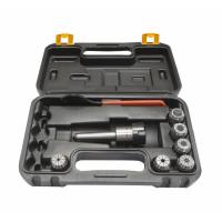 Цанговый патрон Stalex МТ2-ER25/6 PCS с набором цанг (4,6,8,10,12,16 мм)