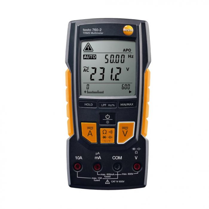 Цифровой мультиметр Testo 760-2