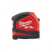 Рулетка Milwaukee LED с подсветкой 3м/10фт (1шт)