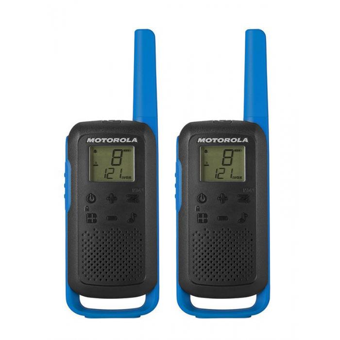 Радиостанции Motorola Talkabout T62 BLUE
