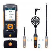 Комплект для вентиляции 2 Testo 440 delta P с Bluetooth