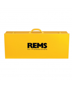 Стальной чемодан REMS для резьбонарезного клуппа