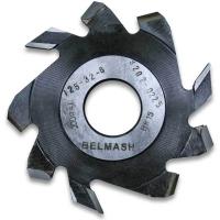 Фреза пазовая с подрезающими зубьями БЕЛМАШ 125х32х6 мм