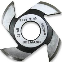 Фреза радиусная для фрезерования полуштапов 125х32х8 мм БЕЛМАШ (правая)