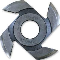 Фреза радиусная для фрезерования полуштапов 125х32х9 мм БЕЛМАШ (левая)