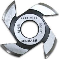 Фреза радиусная для фрезерования полуштапов 125х32х9 мм БЕЛМАШ (правая)
