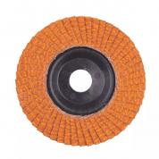 Лепестковый диск Milwaukee Cera Turbo 125 мм/ зерно 40