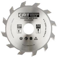 Диск пильный 150x30x4,0/3,0 15° FLAT Z=12 CMT 240.040.06M