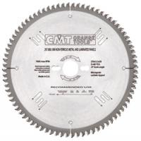 Диск пильный для цветных металлов и PVC 190x30x2,8/2,2 -6° TCG Z=64 CMT 296.190.64M