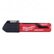 Маркер для стройплощадки Milwaukee INKZALL супер-большой XL черный (1шт)