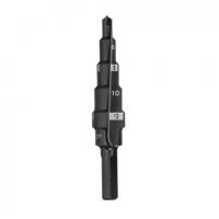 Сверло ступенчатое Milwaukee Step Drill 4-12/2 мм (1шт)