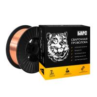 Проволока медная БАРС CuSi3 Ø 0,8 мм (кассета 15 кг)