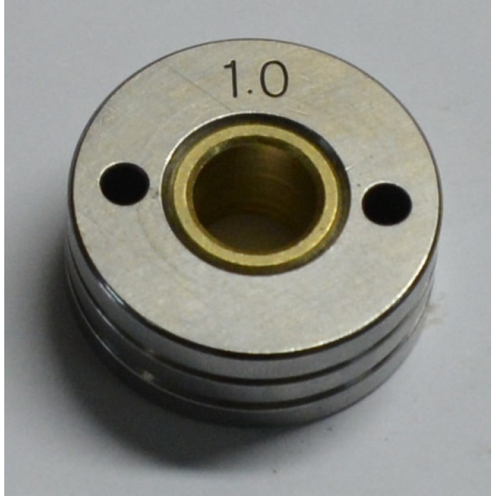 Ролик подающий под сталь ТСС (30-10-12) 1.6/2.0 для PRO MIG/MMA 400F/500F