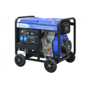 Дизельный сварочный генератор ТСС PRO DGW 3.0/250E-R