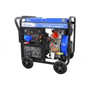 Сварочный дизельный генератор ТСС DGW 6.0/200ED-R