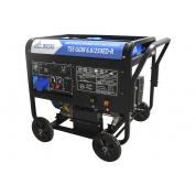 Сварочный бензиновый генератор ТСС GGW 6.0/250ED-R