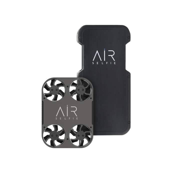 Квадрокоптер AirSelfie 2 Power Edition Black