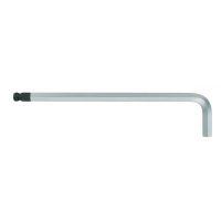 Ключ шестигранный хромированный Felo 5,0 мм с шаровым окончанием