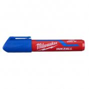 Маркер для стройплощадки Milwaukee INKZALL большой синий (1шт)