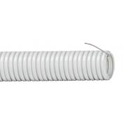 Труба гофрированная IEK ПВХ d=20мм с зондом (100м)