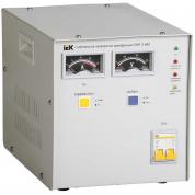 Стабилизатор напряжения однофазный IEK СНИ1-3 кВА