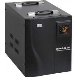 Стабилизатор напряжения переносной IEK HOME 1кВА (СНР1-0-1)