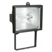 Прожектор галогенный IEK ИО500 IP54 черный
