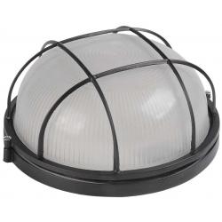 Светильник IEK НПП1102 (круг с решеткой, 100Вт, IP54, белый)