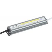 Драйвер LED IEK ИПСН-PRO (50Вт, 12В, блок-шнуры, IP67)