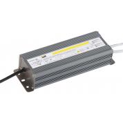 Драйвер LED IEK ИПСН-PRO (100Вт, 12В, блок-шнуры, IP67)
