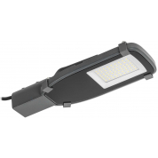 Светильник светодиодный консольный IEK ДКУ 1002-30Д (5000К, IP65, серый)