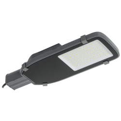 Светильник светодиодный консольный IEK ДКУ 1002-50Д (5000К, IP65, серый)