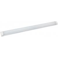 Светильник светодиодный линейный IEK ДБО 5004 (36Вт, 4000К, IP20, 1200мм, алюминий)