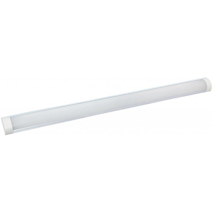 Светильник светодиодный линейный IEK ДБО 5008 (36Вт, 6500К, IP20, 1200мм, алюминий)
